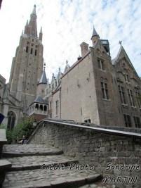 Brugge - Au hasard des rues