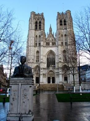 Bruxelles - Cathédrale Saint-Michel