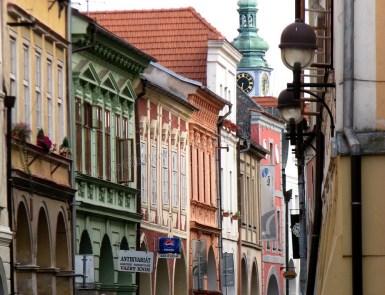 Ceské Budejovice - Au hasard des rues