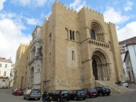 Coimbra - Cathédrale ancienne