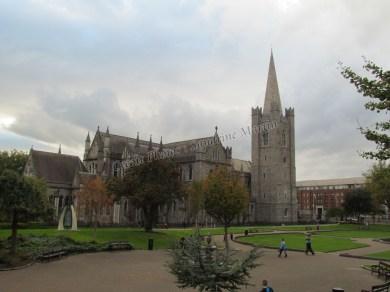 Dublin - Cathédrale Saint Patrick