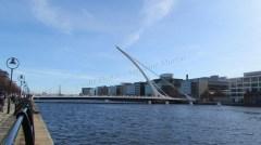 Dublin - Rivière Liffey