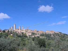 San Gimignano - vue