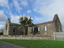 Sur la route de Galway- Abbaye Achaboe