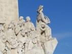 Lisbonne - Belém - Padrao dos descobrimentos