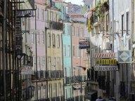 Lisbonne - Centre - Au hasard des rues