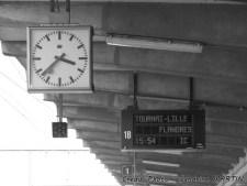 Mons - La gare