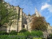 Mons - Le collégiale Sainte-Waudru