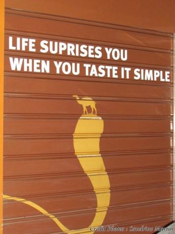 Péloponnèse - Napflio - Au hasard des rues 'la vie est surprenante quand vous la goûtez simplement'