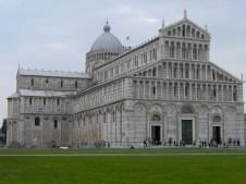 Pise - Place des miracles, Duomo