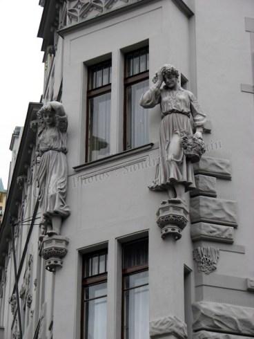 Prague - Au hasard des rues