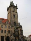 Prague - Place de la Vieille ville, Horloge astronomique, Pražský orloj