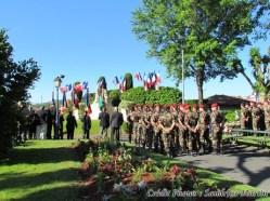 Pyrénées-Atlantiques - Saint Jean-de-Luz - Commémoration du 8 mai 1945