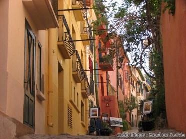 Pyrénées-Orientales - Collioure - Au hasard des rues