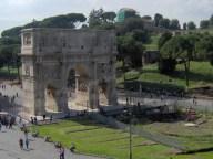 Rome - L'arc de Constentin
