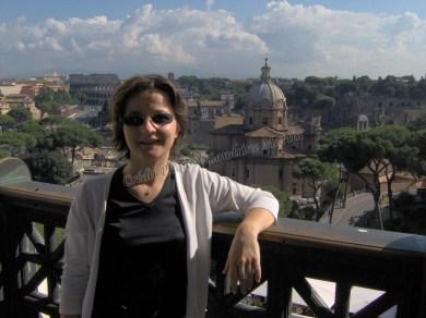 Rome Antique depuis Vittorio Emmanuel II