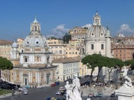 Rome - Santa Maria - tour de la Milizie