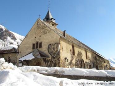 Savoie - Saint-Sorlin d'Arves - Eglise