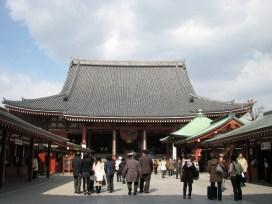 Tokyo - Asakusa - Temple de Sensoji