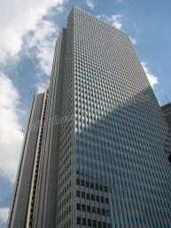 Tokyo - Shinjuku, quartier des affaires