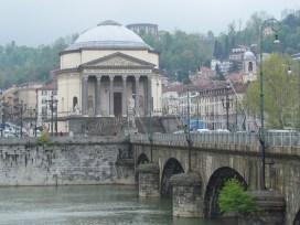 Turin - Eglise 'Gran Madre di Dio'