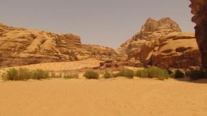 Wadi Rum - Canyon Burrah