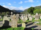 Wicklow mountains - Site monastique
