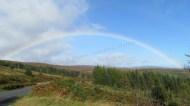 Wicklow mountains - Sur la route - Sur la route entre Laragh et Drumgoff