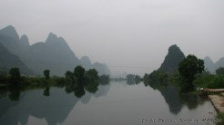 Yangshuo - Bicycle ride, along the river