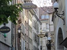 Genêve - Au hasard des rues