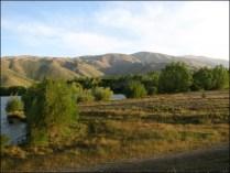 Entre Mount Cook et Oamaru