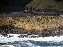 Côte nord-est - Giant's Causeway