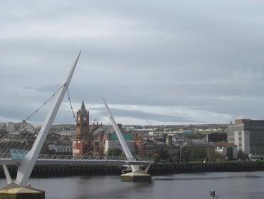 Derry - Pont de la paix