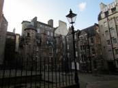 Edimbourg - The Royal mile, cours intérieure