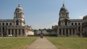 Londres - Quartier de Greenwich - Old Royal Navy College