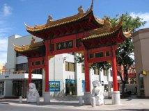 Adelaide - Au hasard des rues - Quartier chinois
