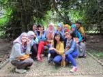 Bogor - Jardin Botanique, rencontre