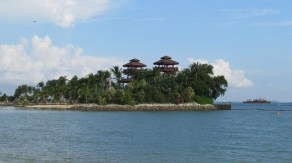 Île Sentosa - Plage