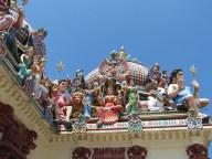 Chinatown - Temple Sri Mariamman (hindou)