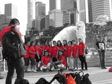 Colonial district et les quais - Sur les bords de la rivière Singapour