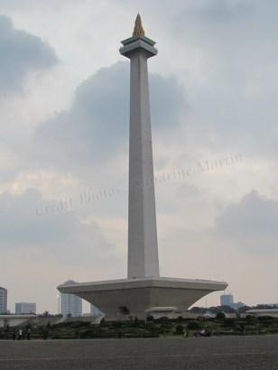 Jakarta - Monument National, km 0