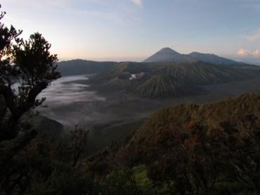 Volcan Bromo - Lever du soleil