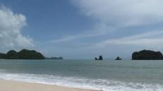 Ile Langkawi - Tanjung Rhu Beach