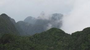 Ile Langkawi - Téléphérique - Vue