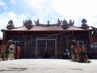 Ile Penang - Georgetown - Temple de la déesse Mercy