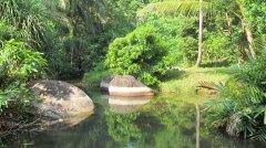 Ile Tioman - Air Batang