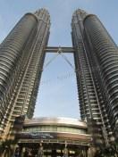 Kuala Lumpur - Centre ville - Les tours pétronas
