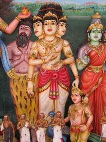 Kuala Lumpur - Chinatown - Temple Sri Maha Mariamman Dhevasthanam