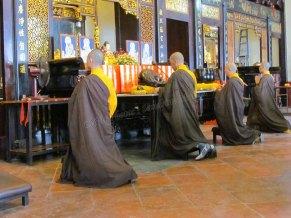Malacca - Temple Cheng Hoon Teng