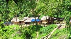 Taman Negara - Village Orang Asli